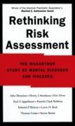 Cover-Bild zu Rethinking Risk Assessment (eBook) von Monahan, John