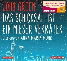 Cover-Bild zu Green, John: Das Schicksal ist ein mieser Verräter