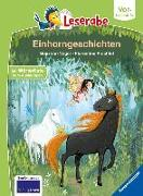 Cover-Bild zu von Vogel, Maja: Einhorngeschichten