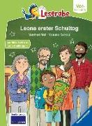 Cover-Bild zu Mai, Manfred: Leons erster Schultag