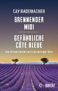 Cover-Bild zu Rademacher, Cay: Brennender Midi / Gefährliche Côte Bleue (eBook)