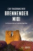 Cover-Bild zu Rademacher, Cay: Brennender Midi (eBook)