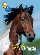 Cover-Bild zu Entdecke die Pferde von Hornung, Stephanie
