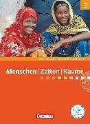 Cover-Bild zu Berger-v. d. Heide, Thomas: Menschen-Zeiten-Räume, Gesellschaftslehre / Gesellschaftswissenschaften - Rheinland-Pfalz und Saarland - Neue Ausgabe, Band 3: 9./10. Schuljahr, Schülerbuch