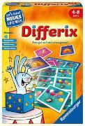 Cover-Bild zu Richter, Elisabeth: Ravensburger 24930 - Differix - Spielen und Lernen für Kinder, Lernspiel für Kinder von 4-8 Jahren, Spielend Neues Lernen für 1-4 Spieler