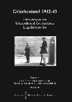 Cover-Bild zu Richter, Heinz A: Griechenland 1942-43