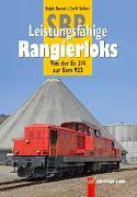 Cover-Bild zu Leistungsfähige SBB-Rangierloks von Bernet, Ralph