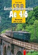 Cover-Bild zu SBB Gotthardlokomotive Ae 4/6 von Bruno, Lämmli