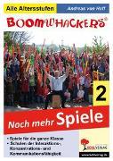 Cover-Bild zu Hoff, Andreas von: Boomwhackers - Noch mehr Spiele! 2 (eBook)