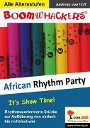 Cover-Bild zu Hoff, Andreas von: Boomwhackers - African Rhythm Party (eBook)