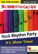 Cover-Bild zu Hoff, Andreas von: Boomwhackers - Rock Rhythm Party (eBook)
