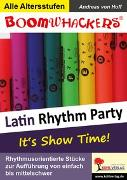 Cover-Bild zu Hoff, Andreas von: Boomwhackers - Latin Rhythm Party (eBook)
