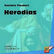 Cover-Bild zu Herodias (Ungekürzt) (Audio Download) von Flaubert, Gustave
