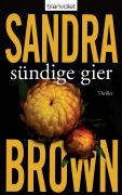 Cover-Bild zu Brown, Sandra: Sündige Gier