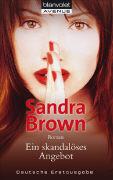 Cover-Bild zu Brown, Sandra: Ein skandalöses Angebot