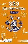 Cover-Bild zu 333 Kinderwitze - Schule von Schornsteiner, Waldemar (Hrsg.)