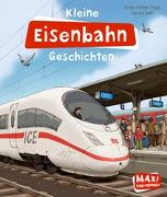 Cover-Bild zu Kleine Eisenbahn Geschichten von Fiedler-Tresp, Sonja