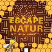Cover-Bild zu Escape Natur. Rettung im Bienenstock von Jacquet, Thomas
