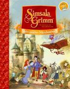 Cover-Bild zu Mein großes Märchenbuch: SimsalaGrimm von Fiedler-Tresp, Sonja