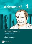 Cover-Bild zu Adeamus! 1. Ausgabe C . Schülerbuch - Lehrerfassung von Berchtold, Volker