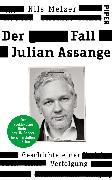 Cover-Bild zu Der Fall Julian Assange von Melzer, Nils
