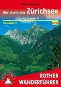 Cover-Bild zu Rund um den Zürichsee von Tubbesing, Ulrich
