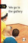 Cover-Bild zu Elia, Miriam: We Go To The Gallery