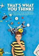 Cover-Bild zu That`s what you think (British English) von von Holleben, Jan