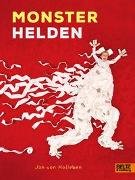 Cover-Bild zu Monsterhelden von Holleben, Jan von