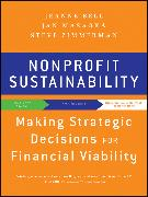 Cover-Bild zu Nonprofit Sustainability (eBook) von Bell, Jeanne