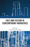 Cover-Bild zu Fact and Fiction in Contemporary Narratives (eBook) von Alber, Jan (Hrsg.)