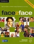 Cover-Bild zu face2face. Student's Book. Advanced von Cunningham, Gillie