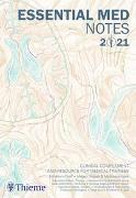 Cover-Bild zu Drupals, Megan (Hrsg.): Essential Med Notes 2021