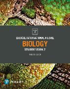 Cover-Bild zu Fullick, Ann: Pearson Edexcel International A Level Biology Student Book