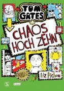 Cover-Bild zu Pichon, Liz: Tom Gates - Chaos hoch zehn (eBook)