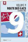 Cover-Bild zu La Suisse à vélo volume 9 von SuisseMobil