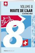 Cover-Bild zu La Suisse à vélo volume 8 von SuisseMobil