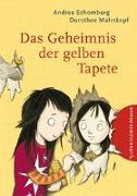 Cover-Bild zu Schomburg, Andrea: Das Geheimnis der gelben Tapete