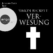 Cover-Bild zu Verwesung (Ungekürzte Lesung) (Audio Download) von Beckett, Simon