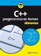 Cover-Bild zu C++ programmieren lernen für Dummies (eBook) von Davis, Stephen R.