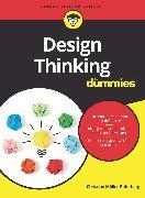 Cover-Bild zu Design Thinking für Dummies (eBook) von Muller-Roterberg