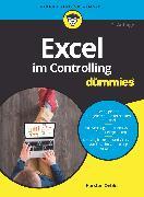 Cover-Bild zu Excel im Controlling für Dummies (eBook) von Oehler, Karsten