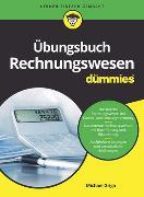 Cover-Bild zu Übungsbuch Rechnungswesen für Dummies von Griga, Michael