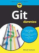 Cover-Bild zu Git für Dummies von Kaufmann, Michael