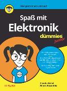 Cover-Bild zu Spaß mit Elektronik für Dummies Junior von Ermel, Claudia