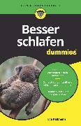 Cover-Bild zu Besser schlafen für Dummies (eBook) von Kalbheim, Eva