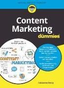 Cover-Bild zu Content Marketing für Dummies von Petry, Fabienne