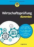 Cover-Bild zu Wirtschaftsprüfung für Dummies von Wirtz, Holger