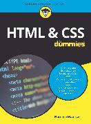 Cover-Bild zu HTML und CSS für Dummies (eBook) von Maurice, Florence
