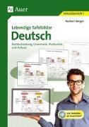 Cover-Bild zu Lebendige Tafelbilder Deutsch von Berger, Norbert